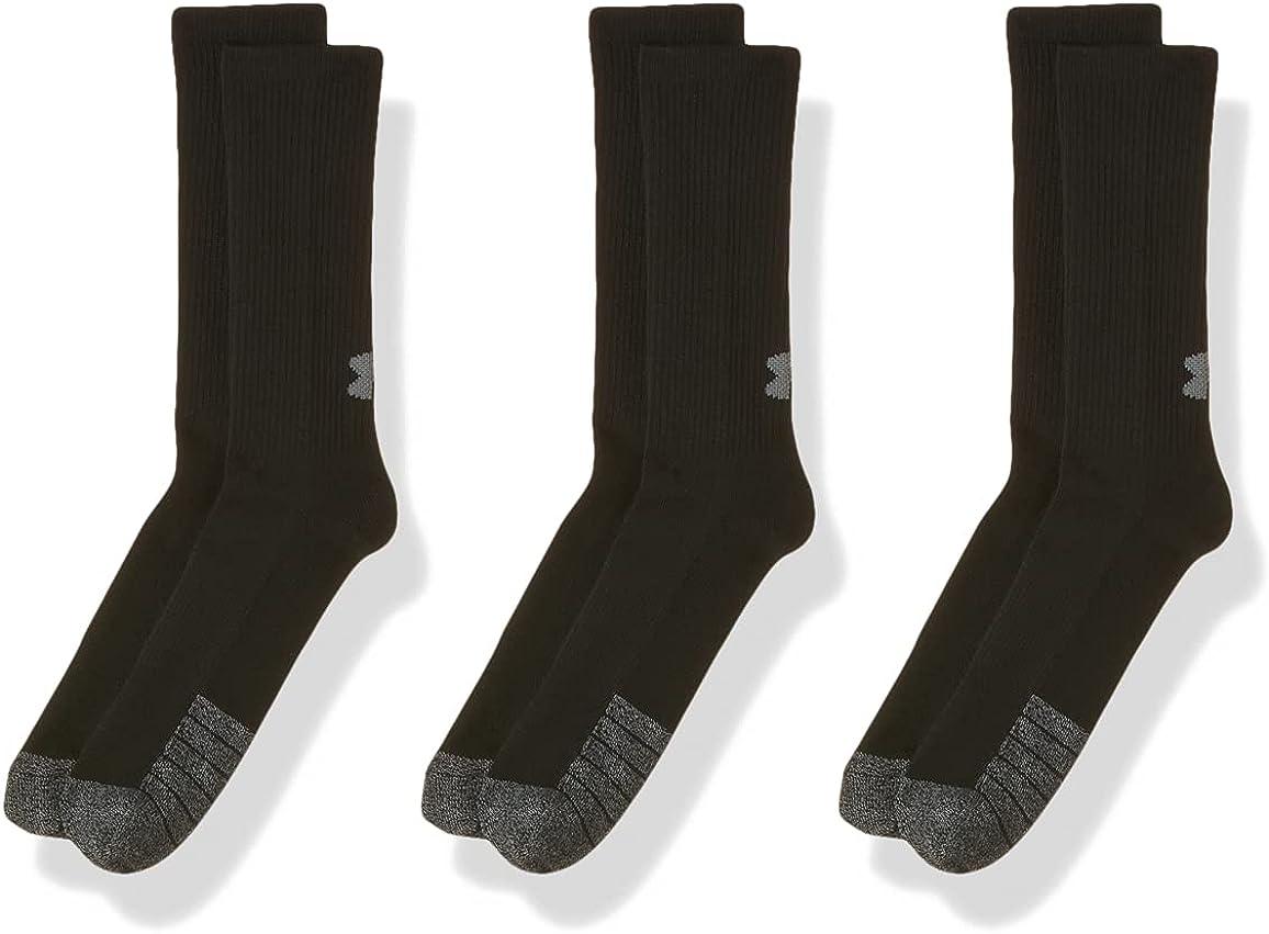 Heatgear Tech Crew 3Pk Unisex Socks