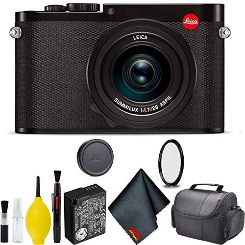 Check Out This Leica Q (Typ 116) Digital Camera (Black) Basic Bundle