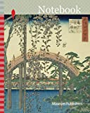 Notebook: Precincts of Kameido Tenjin Shrine (Kameido Tenjin keidai), from the series One Hundred Famous Views of Edo (Meisho Edo hyakkei), 1856, ... 1797-1858, Japan, Color woodblock print, oban