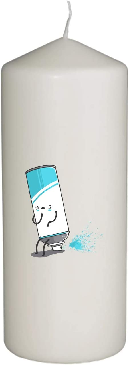 Aerosoiled Funny Aerosol Can Spraying Out i Randy Otter Back End Max 74% specialty shop OFF