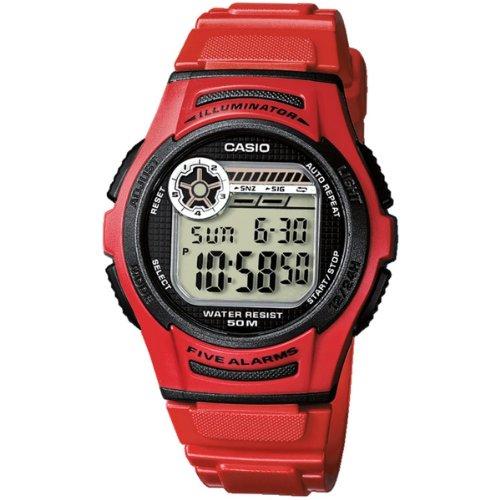 Casio Collection Reloj de pulsera W-213-4AVES