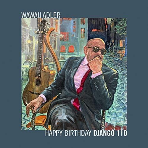 Wawau Adler feat. Hono Winterstein, Joel Locher & Alexandre Cavaliere