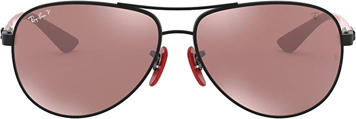Occhiali ray-ban ferrari - scuderia ferrari 0RB8313M