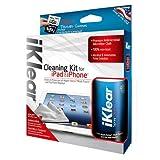 Klear Screen IK-IPAD PC Tableta Pulverizador para limpieza de equipos 59ml kit de limpieza para computadora - Kit de limpieza para ordenador (Pulverizador para limpieza de equipos, PC Tableta, 59 ml, Microfibra, Blanco, iPad, iPhone)