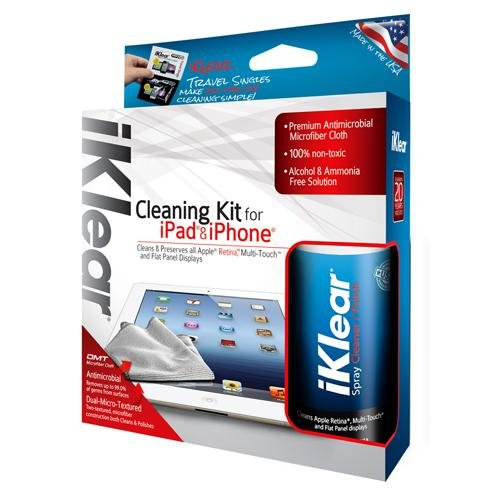 Meridrew iKlear Cleaning Kit voor Apple iPhone/iPad