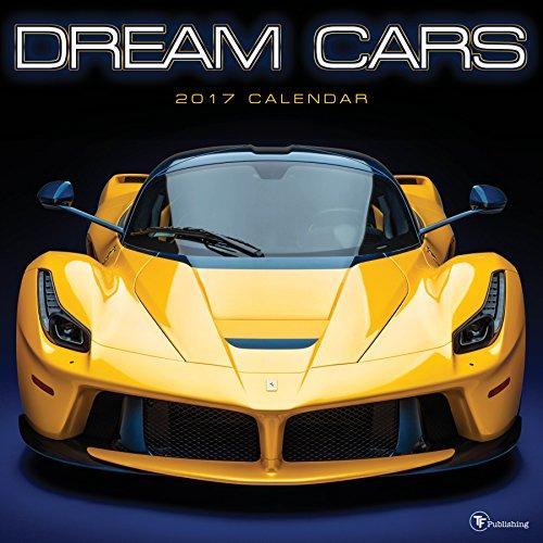 Dream Cars 2017 Calendar
