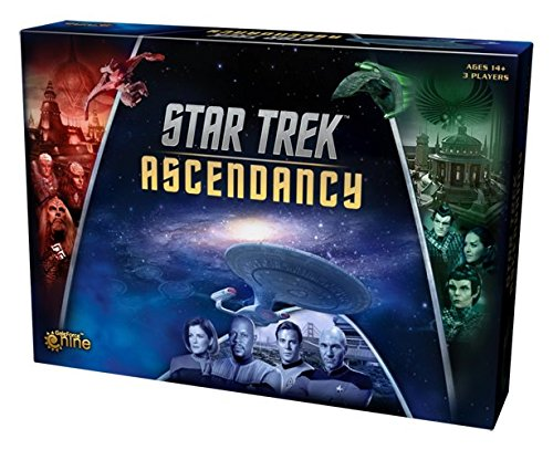 Gale Force Nine gf9st001 – Gioco da Tavolo Star Trek: Ascendancy
