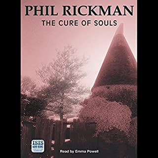 The Cure of Souls audiobook cover art