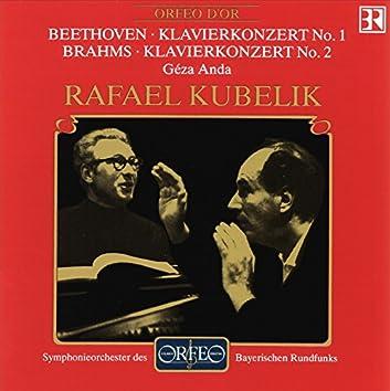 Beethoven & Brahms: Piano Concertos