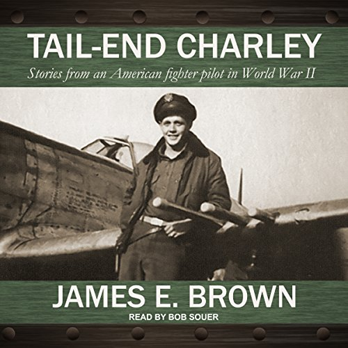 Tail-End Charley audiobook cover art