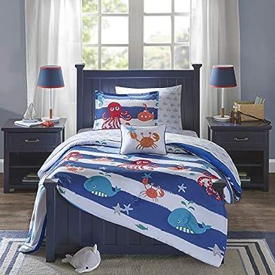 Mizone Kids Sealife Complete Bed and Sheet Set