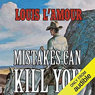 Mistakes Can Kill You audiobook cover art