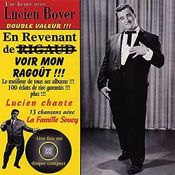 Une heure avec Lucien Boyer (Live)