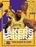 "Los Angeles Lakers 2022 Calendar: Basketball Calendar 2022 desk planner, SPORT Calendar 2022-2023 – 18 months – BIG SIZE 17""x11"". Planner for all fans kids boys"