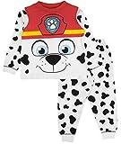 Nickelodeon Pijama de la Patrulla Canina para niños y niñas, tamaño de 1 a 5 años Marshall Novelty 92 cm