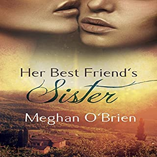 Her Best Friend's Sister audiobook cover art
