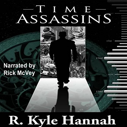 Time Assassins cover art