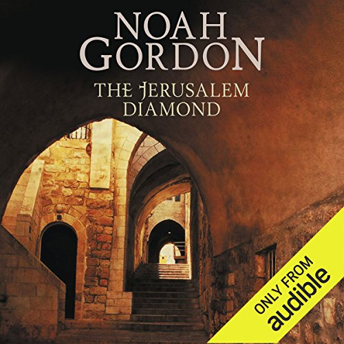 The Jerusalem Diamond audiobook cover art
