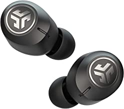 JLab Audio JBuds Air ANC True Wireless Bluetooth Earbuds   Black   Active Noise Canceling   Low Latency Movie Mode   Dual ...