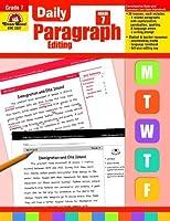 Daily Paragraph Editing Grade 7 【Creative Arts】 [並行輸入品]