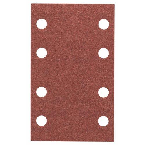 Bosch Professional Schleifblatt für Schwingschleifer Holz und Farbe Expert for Wood an Paint (10 Stück, Körnung 180, C430)