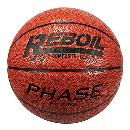 Big Save! Reboil Holographic Glowing Reflective Basketball - Handcraft Special Leather for Light Up ...
