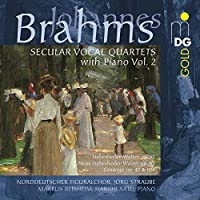 Brahms: Secular Vocal Quartets