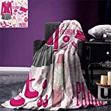 Werfen Decken