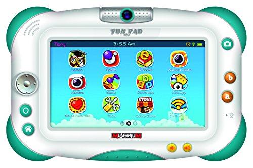 Millennium FunPad Pro 2.0 17,78 cm (7 inch) tablet (1 GHz quad-core processor, WiFi, 1.3 MP camera, MicroSD slot, TFT touch screen, Android 4.2)