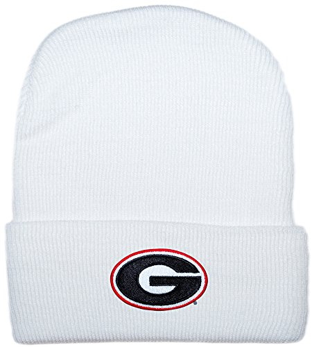 University of Georgia Bulldogs Newborn Knit Cap