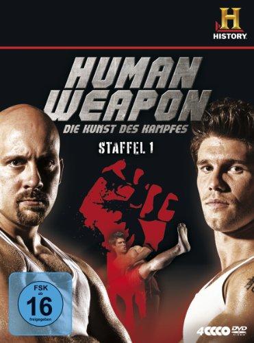 Human Weapon - Die Kunst des Kampfes, Staffel 1 [4 DVDs]