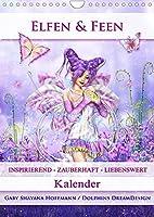 Elfen & Feen - Kalender (Wandkalender 2022 DIN A4 hoch): Entdecke die Welt der zauberhaften Elfen und Feen (Monatskalender, 14 Seiten )
