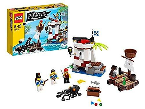 LEGO Pirates 70410 - Soldaten-Wachposten mit Piratenfloß