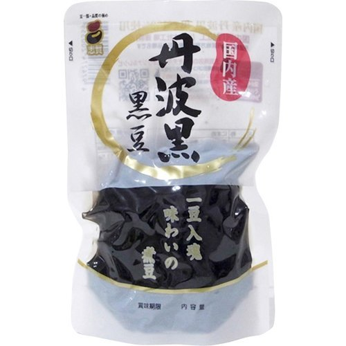 国内産 丹波黒 黒豆 スタンドパック 150g