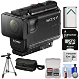 Sony Action Cam HDR-AS50 Wi-Fi HD Video Camera Camcorder with 32GB...