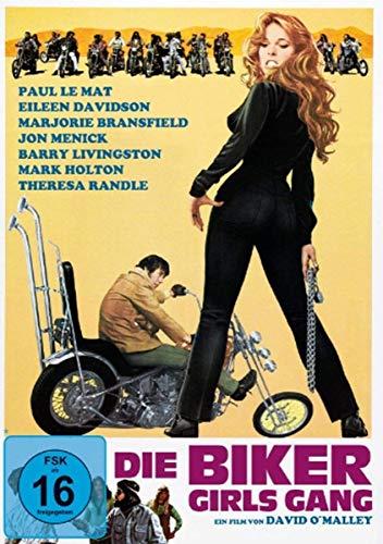 Die Biker Girls Gang [Limited Edition]