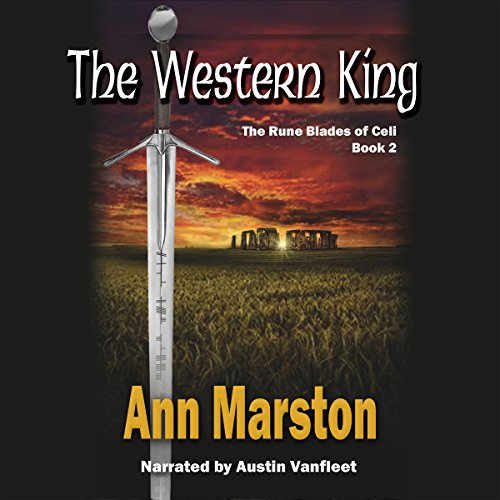 Western King audiobook cover art