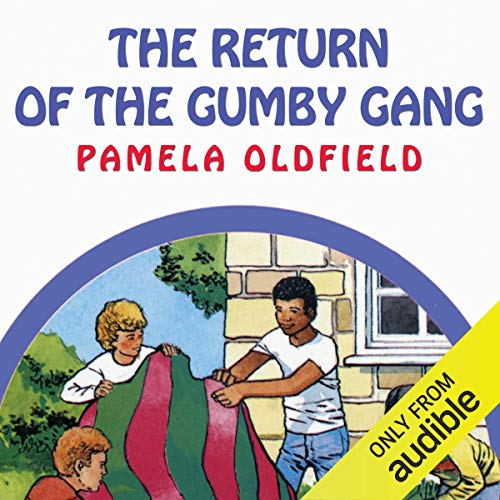 The Return of the Gumby Gang  By  cover art