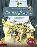Die vier Jahreszeiten: Eine Geschichte zur Musik von Antonio Vivaldi (Musikalisches Bilderbuch mit CD) (Das musikalische Bilderbuch mit CD im Buch) - Marko Simsa