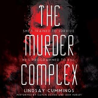The Murder Complex audiobook cover art