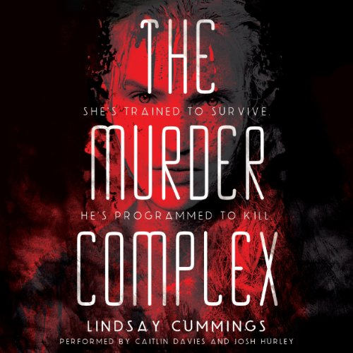 The Murder Complex audiobook cover art