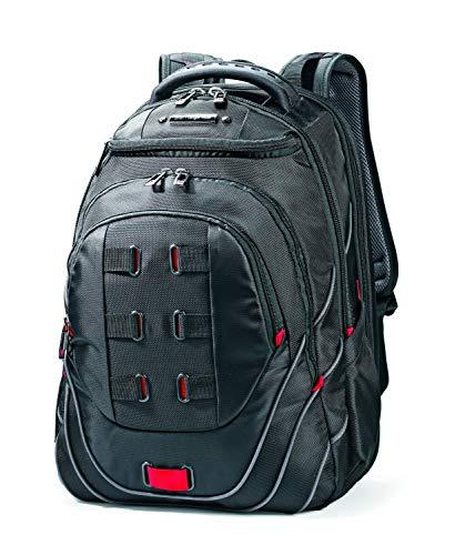 "Samsonite Tectonic PFT 17"" Laptop Backpack in Black"