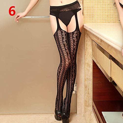 sakkdaull 3pcs Bras Cheap Bras Summer Stripe Elastic Stockings Transparent Black Fishnet Stocking 6 3pcs