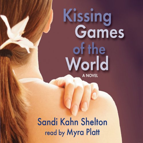 Kissing Games of the World  audiobook cover art