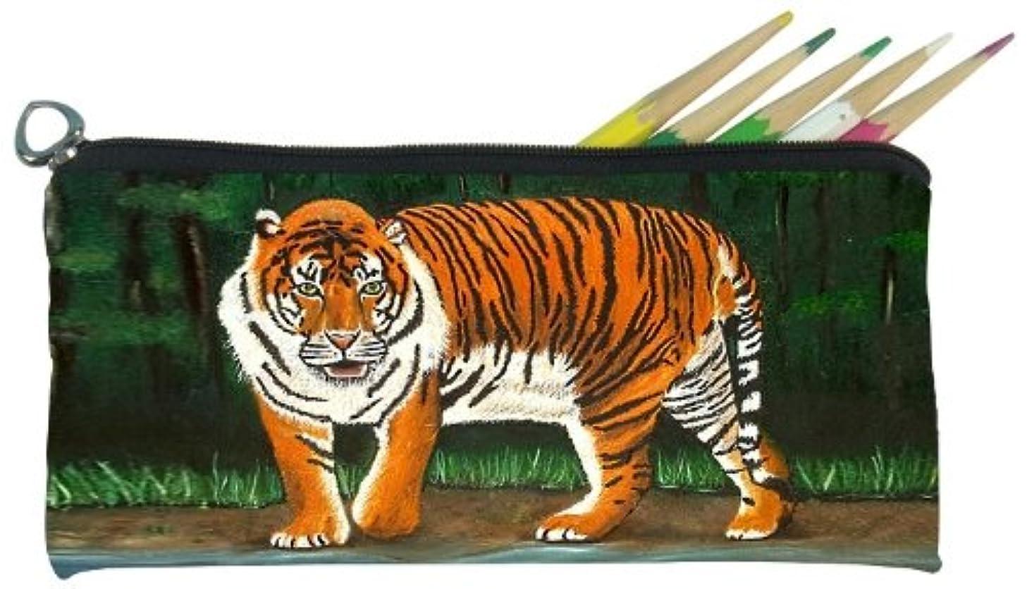 Salvador Kitti Small Pencil Bag (Tiger - Emience)