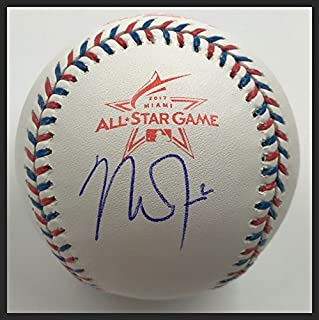 Best mike trout autographed ball Reviews