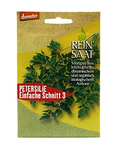Reinsaat Pe10 Petersilie Einfache Schnitt 2 (Bio-Petersiliensamen)