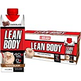 LABRADA - Lean Body Ready To Drink Whey Blend Protein Shake,...