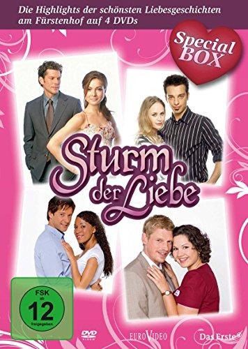 Special-Box 1: Die schönsten Liebesgeschichten am Fürstenhof (4 DVDs)