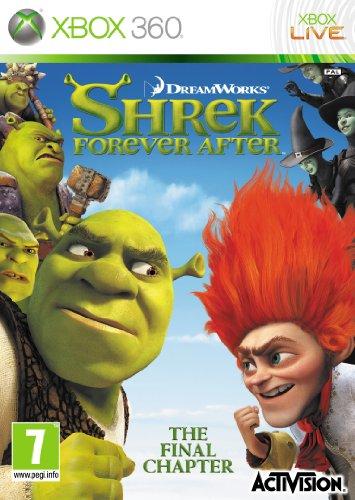 Shrek Forever After (Xbox 360) [importación inglesa]